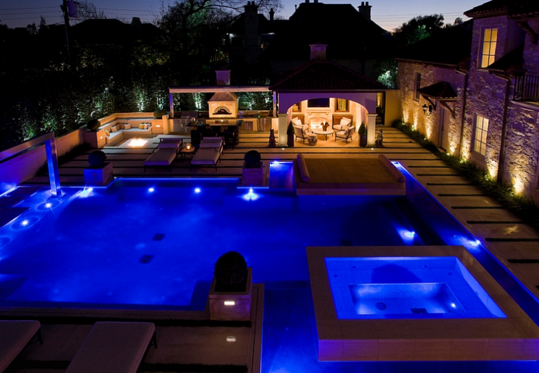 Outdoor Lighting East Sussex Lighting Contractors