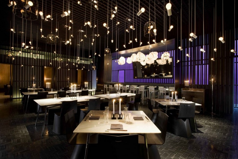 Restaurant Lighting Contractors East Sussex London