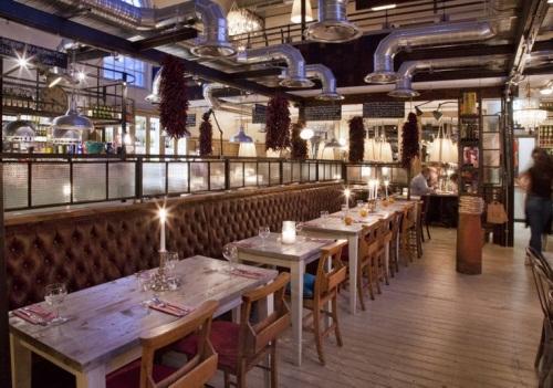 Bills Restaurant Oxford