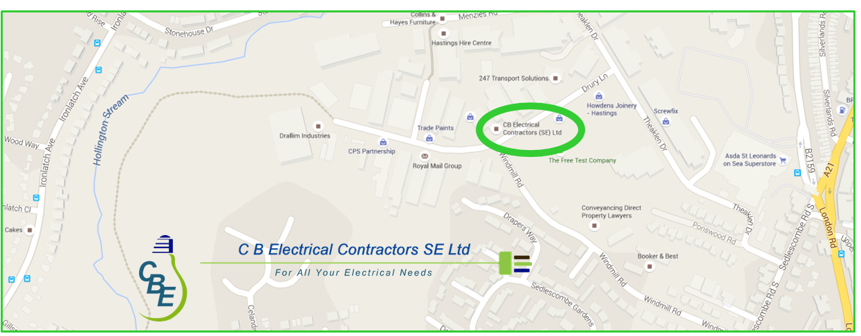 C B Electrical Contractors Address Details
