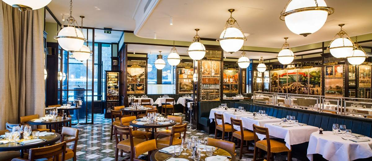 The Ivy Kensington Brasserie London