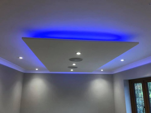 Bespoke Indoor Lighting Contractors in Hasting East Sussex and Kent