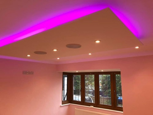 Indoor Lighting Contractors Hasting East Sussex and Kent