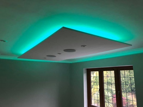 Indoor Lighting Contractors Hasting East Sussex and in Kent