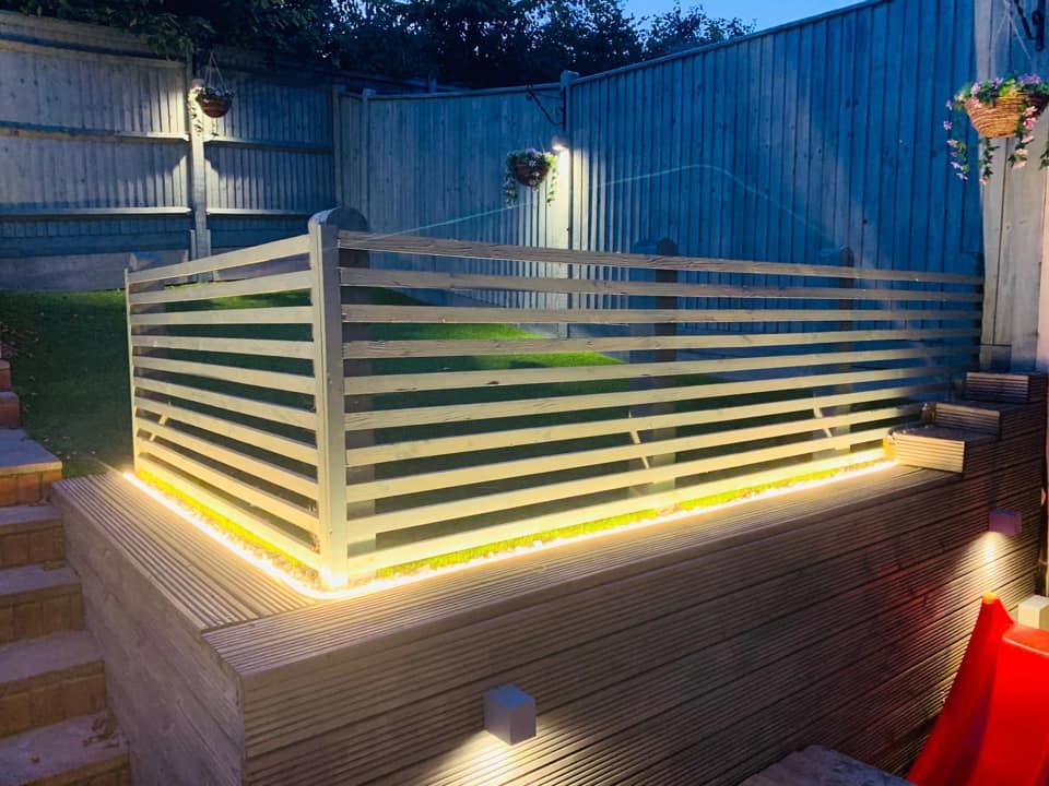 Outdoor Lighting East Sussex Lighting Contractors